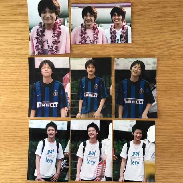 A.B.C.-Z(エービーシーズィー)のABC 戸塚祥太 写真セット エンタメ/ホビーのタレントグッズ(アイドルグッズ)の商品写真