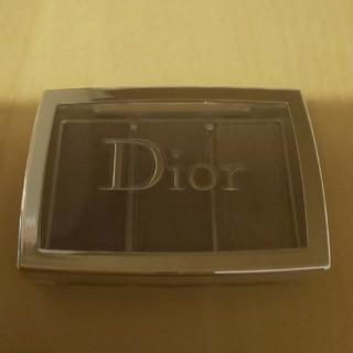 ディオール(Dior)のDior バックステージ ブロウ パレット 001 ライト(パウダーアイブロウ)