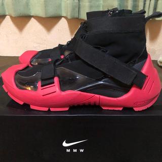 ナイキ(NIKE)の【美品】Nike MMW free TR3 27cm ALYX(スニーカー)