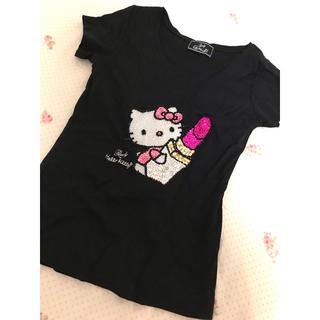 レディー(Rady)のRady キティちゃんTシャツ(Tシャツ(半袖/袖なし))
