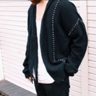 UNUSED - unused19ss 7G Knit Cardigan