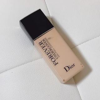 ディオール(Dior)のディオールスキン フォーエヴァー アンダーカバー  (ファンデーション)