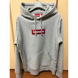 Supreme - 2016aw supreme Box Logo Hooded Sweatshir