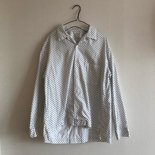 GU - 【GU】ドット シャツ