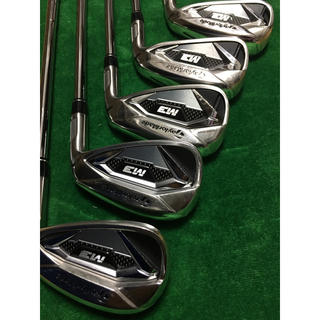 TaylorMade - M3 アイアン N.S.PRO930GH 6本セット 新品 含む