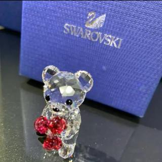 SWAROVSKI - スワロフスキー  置物 クリスベア