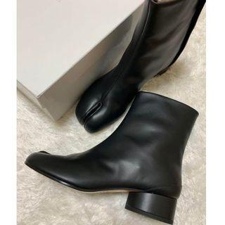 マルタンマルジェラ(Maison Martin Margiela)の新品 マルジェラ足袋ブーツ 38(ブーツ)
