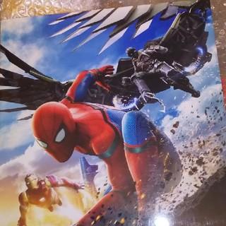 マーベル(MARVEL)のスパイダーマン ホームカミング パンフレット(アメコミ)
