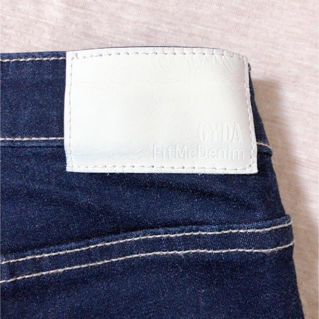GYDA(ジェイダ)のGYDA ハイウエストスキニーデニム Mサイズ レディースのパンツ(スキニーパンツ)の商品写真