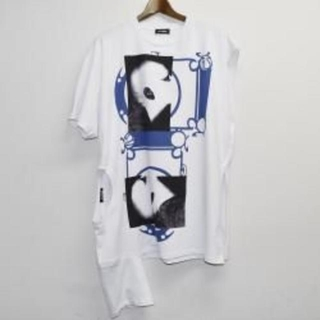 RAF SIMONS - 新品 正規品 ラフシモンズ T-shirt with open side S