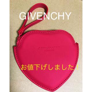 ジバンシィ(GIVENCHY)のGIVENCHY ノベルティ ハートコインケース 未使用(コインケース)