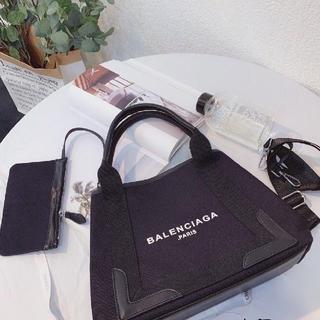 Balenciaga - Balenciaga トートバッグ ポーチ付き 大容量 おしゃれ