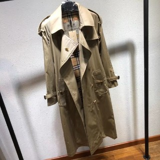 BURBERRY - BURBERRY ロングコート