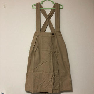 サマンサモスモス(SM2)のSM2 サス付きコクーンスカート(ひざ丈スカート)