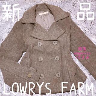 LOWRYS FARM - 新品♡秋コート♡着回し♡トレンド♡オシャレ♡オン♡オフ♡モテ♡デート♡映え♡冬♡