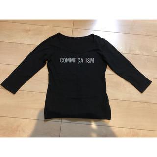 コムサイズム(COMME CA ISM)のコムサイズム 七分袖ロンT M(Tシャツ(長袖/七分))