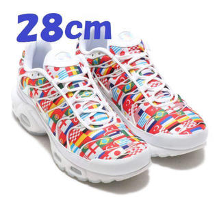 ナイキ(NIKE)のNIKE AIR MAX PLUS NIC QS(スニーカー)