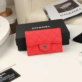 CHANEL - シャネル 折財布