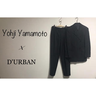 Yohji Yamamoto - Yohji Yamamoto × Durban ジャケット セットアップ モード