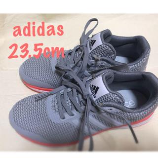 adidas - adidas レディーススニーカー23.5cm