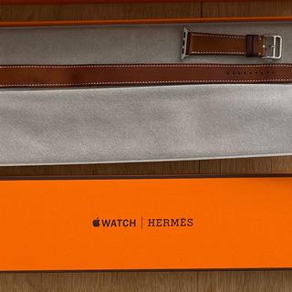 エルメス(Hermes)のApple Watch Hermes 38/40 ドゥブルトゥール ベルト(その他)