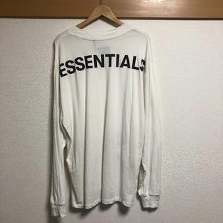 フィアオブゴッド(FEAR OF GOD)のfearofgod essentials xl(Tシャツ/カットソー(七分/長袖))
