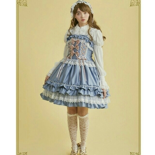 ALICE and the PIRATES - belle fleur jsk