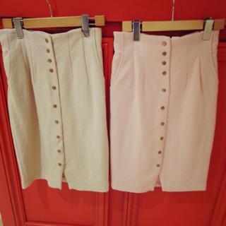 ココディール(COCO DEAL)の完売商品!cocodeal ウールタイトスカート (ひざ丈スカート)