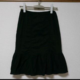 コムサイズム(COMME CA ISM)の再値下げ!スカート ☆ S ☆ コムサ(ひざ丈スカート)
