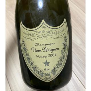 Dom Pérignon - 希少当たり年ドンペリニョン2004 シャンパン750ml