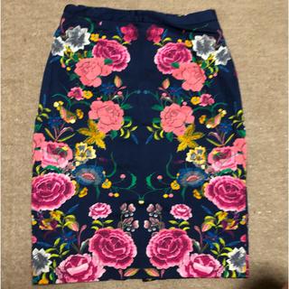 ザラ(ZARA)のタイトスカート ZARA サイズXS(ひざ丈スカート)