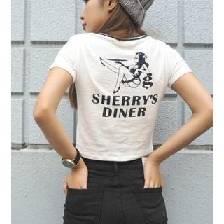 GYDA - ♡ GYDA SHERRY'S DINER ショートTシャツ ♡