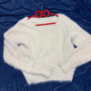 ロイヤルパーティー(ROYAL PARTY)のロイヤルパーティー ファートップス 美品 秋服 冬服(ニット/セーター)