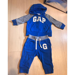 babyGAP - スウェット セットアップ baby gap