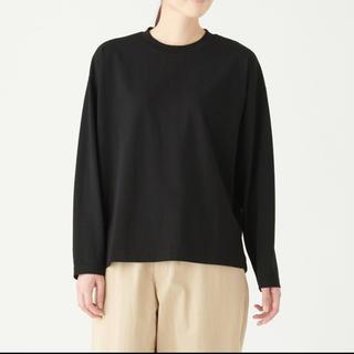 ムジルシリョウヒン(MUJI (無印良品))のMUJI Labo クルーネックドロップショルダーTシャツ(Tシャツ(半袖/袖なし))