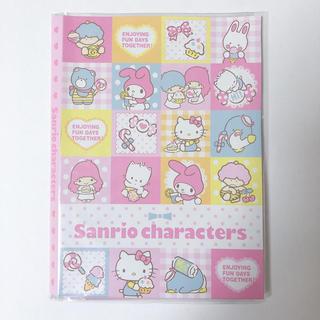 サンリオ(サンリオ)のサンリオ☆MX レターセット(ノート/メモ帳/ふせん)