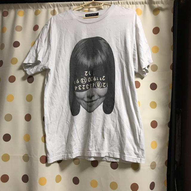 HALFMAN(ハーフマン)のhalf man Tシャツ メンズのトップス(Tシャツ/カットソー(半袖/袖なし))の商品写真
