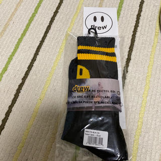 drew house Mascot Socks Black(ソックス)