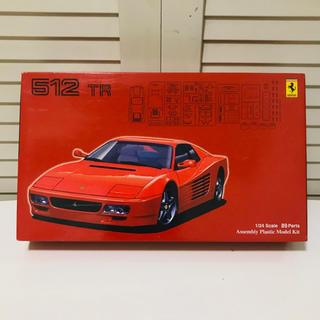 フェラーリ(Ferrari)のフジミ模型 フェラーリ 512TR 1/24 Ferrari プラモデル(模型/プラモデル)