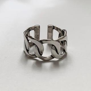 シルバー925  喜平リング チェーンリング シルバーリング silver925(リング(指輪))