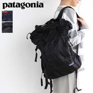 patagonia - 【SALE】 patagonia [2way LW Travel Tote]