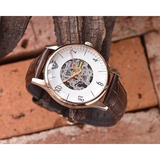アルマーニ(Armani)のArmani腕時計機械自動巻き(腕時計(デジタル))