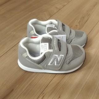 New Balance - 箱なし ニューバランス ベビー スニーカー 15.0cm グレー