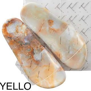 イエローブーツ(Yellow boots)のYELLO 大理石柄サンダル(サンダル)