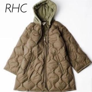Ron Herman - RHC ロンハーマン キルティング薄軽ダウンジャケット