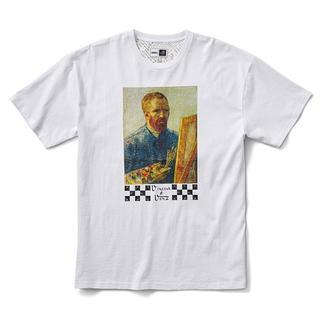 ヴァンズ(VANS)のVans Vincent Van Gogh SELF-PORTRAIT Tee(Tシャツ/カットソー(半袖/袖なし))