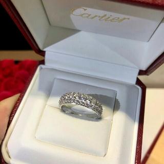 カルティエ(Cartier)の カルティエ リング (リング(指輪))