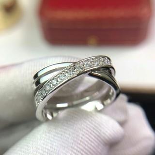 カルティエ(Cartier)の カルティエ リング 美品 (リング(指輪))