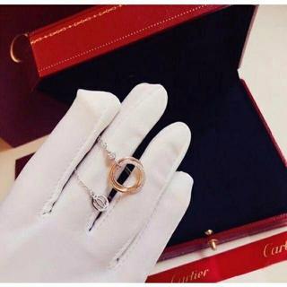 Cartier - カルティエ ベビーラブ ネックレス ☆