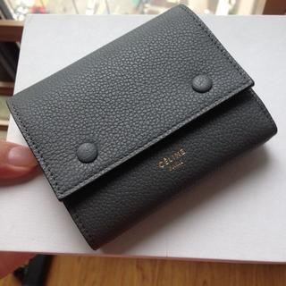 celine - セリーヌ  三つ折り財布